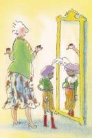 Jubelientje en Sinterklaas spiegel