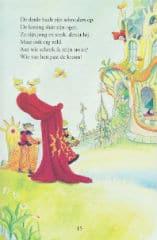 De prins en de slak - illustratie