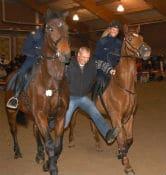Het paardenboek politie 3
