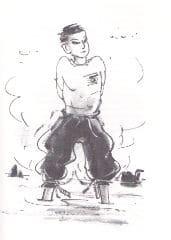Kom terug - illustratie