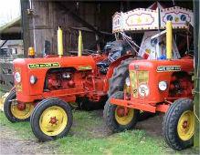 Vlammen - tractors
