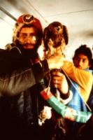 Deze valkenier zag ik in een bus in Pakistan - hij kreeg een rol in het verhaal