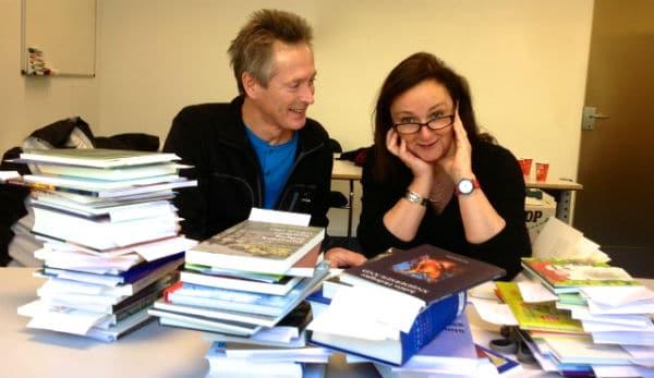 Op zoek naar gedichten in de Koninklijke Bibliotheek