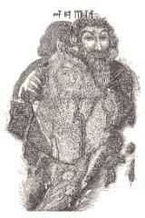 Koning Gilgamesj - illustratie 011