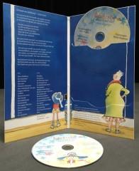 Jubelientje en de hoed van oma Blootje CD