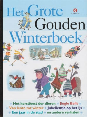 Het grote gouden winterboek 400