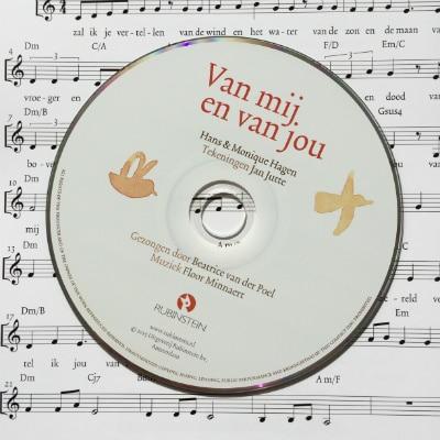 Van mij en van jou-cd
