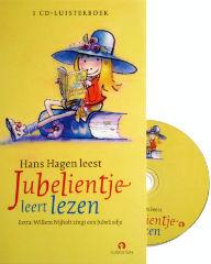 Jubelientje leert lezen - luisterboek cd