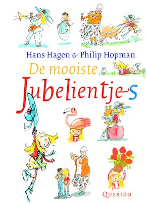 De nieuwste uitgave van Jubelientje, met 40 van haar mooiste avonturen.